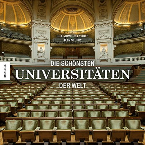 Die schonsten Universitaten: Jean Serroy, Guillaume