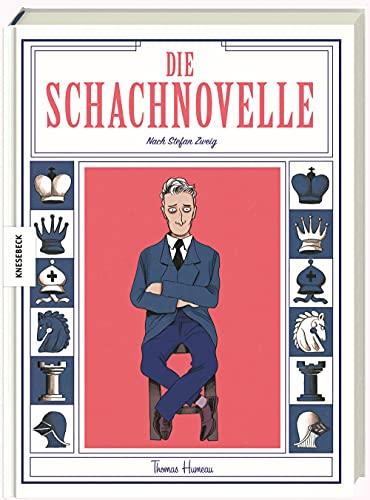9783868739657: Die Schachnovelle: Graphic Novel nach Stefan Zweig