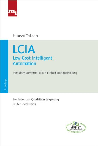9783868801262: LCIA - Low Cost Intelligent Automation