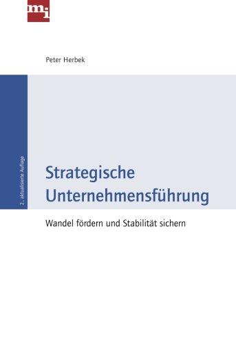 9783868801484: Strategische Unternehmensführung