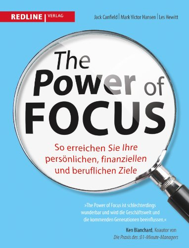 9783868815153: The Power of Focus