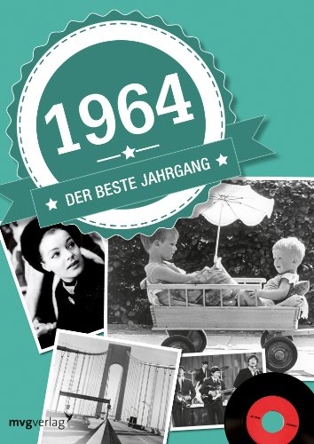 9783868824834: 1964: Der beste Jahrgang