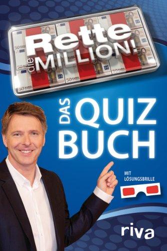 9783868831801: Rette die Million: Das Quitz-Buch