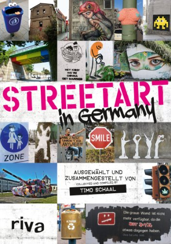 Streetart in Germany: Timo Schaal