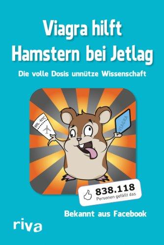 9783868833461: Viagra hilft Hamstern bei Jetlag