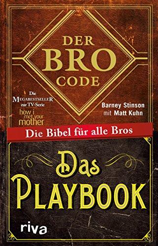 9783868837810: Der Bro Code - Das Playbook: Die Bibel für alle Bros