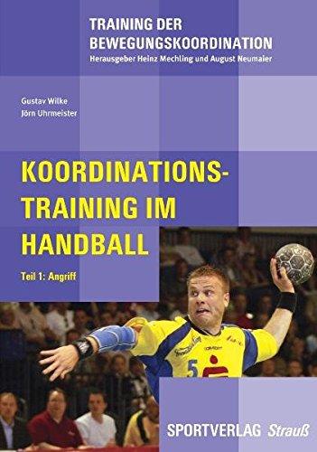 9783868841053: Koordinationstraining im Handball. Teil 1: Angriff.