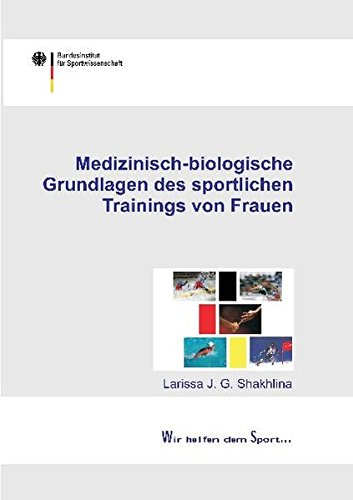 9783868844795: Medizinisch-biologische Grundlagen des sportlichen Trainings von Frauen;