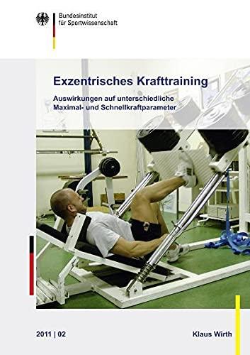 9783868845167: Exzentrisches Krafttraining