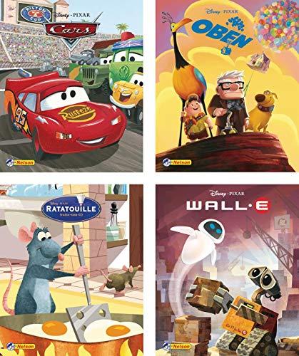 9783868851410: Mini-Bücher 24er-Display Disney Filmhits 1-4