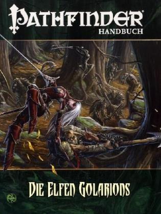 9783868890112: Die Elfen Golarions: Pathfinder Handbuch