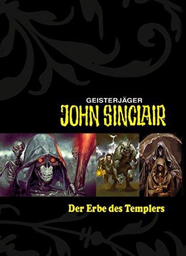 9783868890273: John Sinclair - Der Erbe des Templers: Abenteuerspielbuch