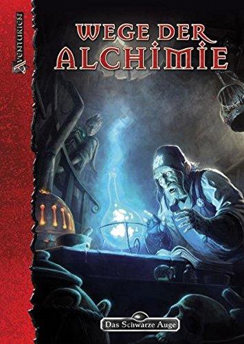 9783868890679: DSA4-Grundregelwerke (Ulisses) / Wege der Alchimie: Geheimnisse aventurischer Alchimie, Artefaktherstellung und Zauberzeichen-Magie