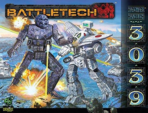 9783868892239: Battletech-Ergänzungsband Hardware Handbuch 3039