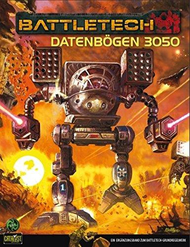 9783868892598: Battletech-Ergänzungsband. Datenbögen 3050