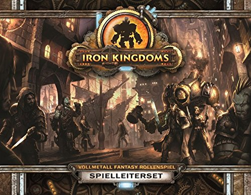 9783868893168: Iron Kingdoms Spielleiterset
