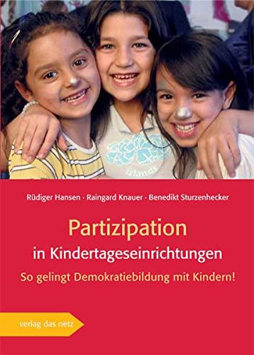 9783868920468: Partizipation in Kindertageseinrichtungen: So gelingt Demokratiebildung mit Kindern