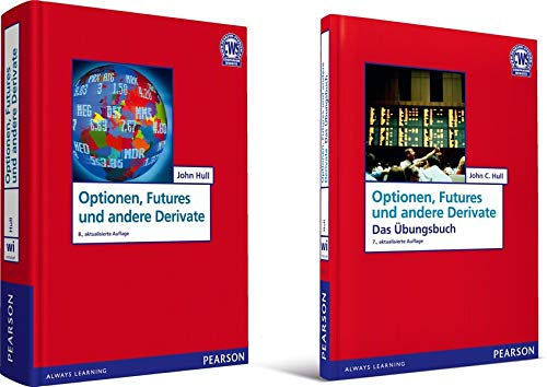 9783868940039: Optionen, Futures und andere Derivate + L�sungsbuch. Value Pack