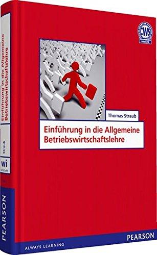 9783868940466: Einführung in die Allgemeine Betriebswirtschaftslehre