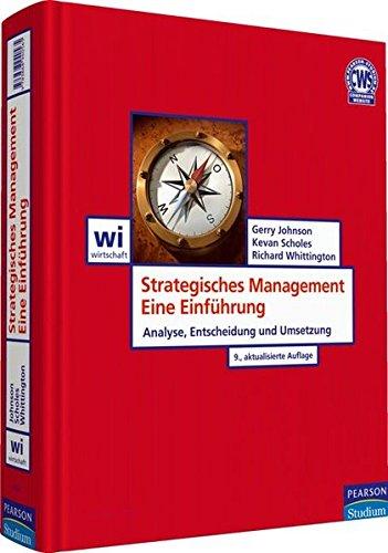 9783868940565: Strategisches Management - Eine Einführung: Analyse, Entscheidung und Umsetzung