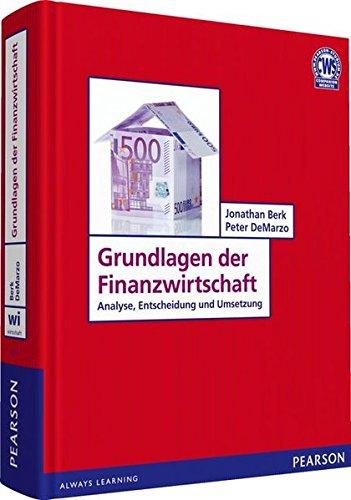 9783868940756: Grundlagen der Finanzwirtschaft