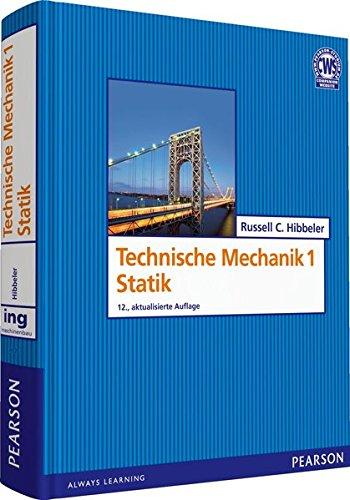 9783868941258: Technische Mechanik 1. Statik