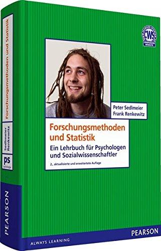 9783868941319: Forschungsmethoden und Statistik für Psychologen und Sozialwissenschaftler