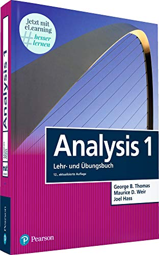 Analysis 1: Pearson Studium