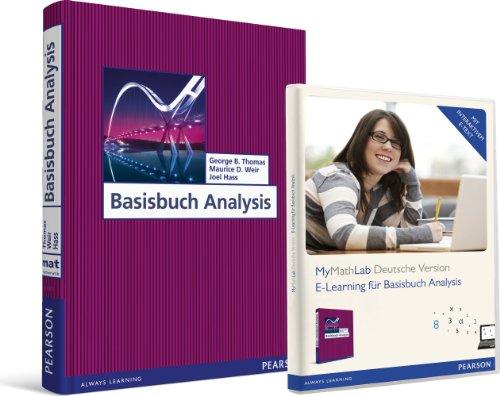 9783868941753: MP Basisbuch Analysis
