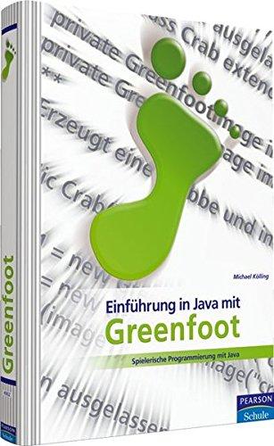 9783868949025: Einführung in Java mit Greenfoot
