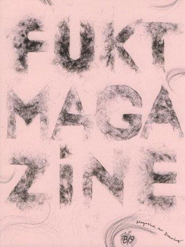 9783868950885: Fukt Magazine: Issue 8/9