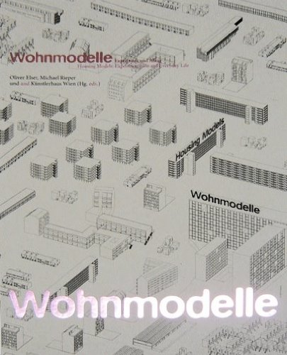 9783868951332: Wohnmodelle. Experiment und Alltag