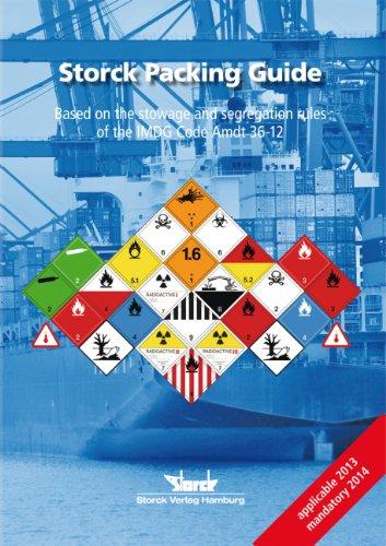 9783868971712: Storck Packing Guide on CD: Programm zur Überprüfung der Zusammenladung gefährlicher Güter an Bord von Seeschiffen und innerhalb von Beförderungseinheiten (CTU)