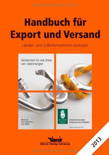 9783868971958: Handbuch für Export und Versand: Länder- und Zollinformationen kompakt