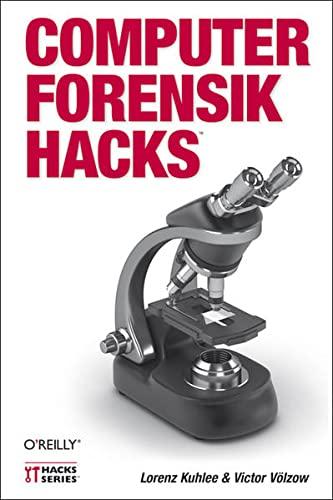 Computer-Forensik Hacks: Lorenz Kuhlee; Victor