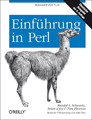 9783868991451: Einf�hrung in Perl