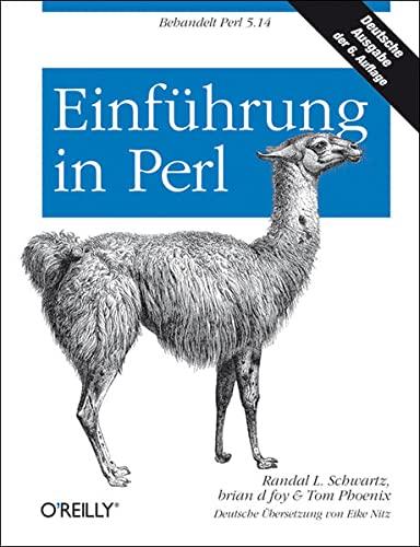 9783868991451: Einführung in Perl