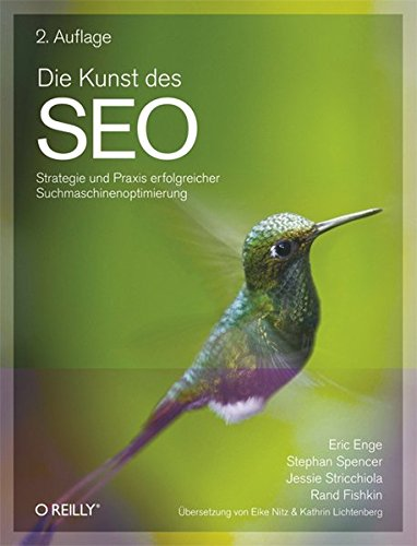 9783868993752: Die Kunst des SEO: Strategie und Praxis erfolgreicher Suchmaschinenoptimierung