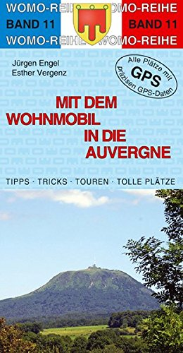 9783869031118: Mit dem Wohnmobil in die Auvergne