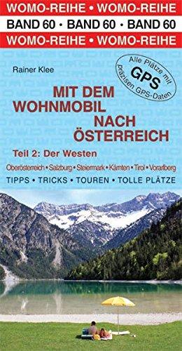 9783869036021: Mit dem Wohnmobil nach Österreich: Teil 2: Der Westen