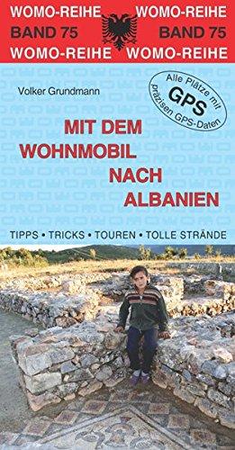 9783869037516: Mit dem Wohnmobil nach Albanien