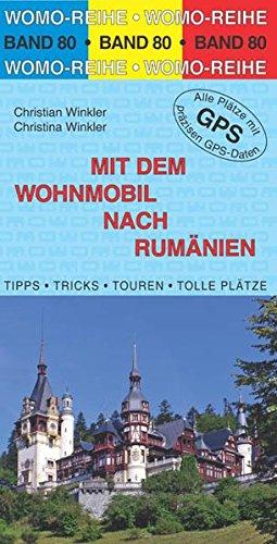 9783869038018: Mit dem Wohnmobil nach Rumänien