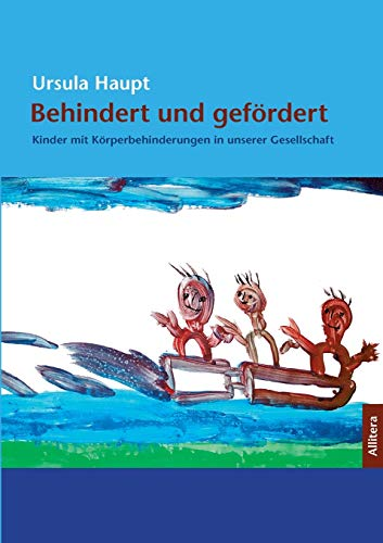 9783869061665: Behindert und gefördert (German Edition)