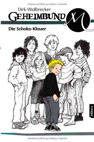 9783869062327: Geheimbund M - Die Schoko-Klauer: Band 7