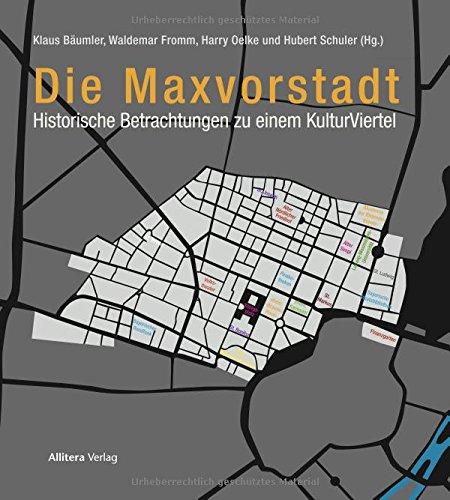 Die Maxvorstadt: Waldemar Fromm; Klaus