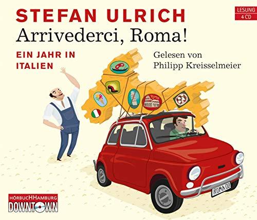 9783869090382: Arrivederci, Roma!: Ein Jahr in Italien