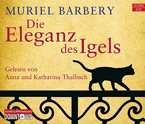 9783869090412: Muriel Barbery