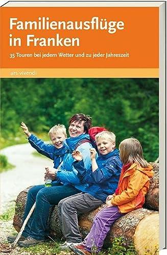 9783869130644: Familienausflüge in Franken