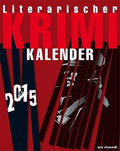 9783869133690: Literarischer Krimi-Kalender 2015: Wochenkalender