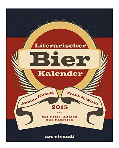 9783869133799: Literarischer Bier-Kalender 2015